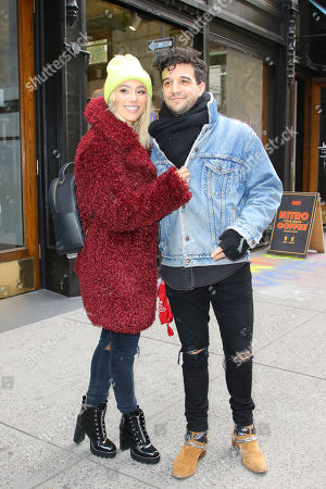 Stock Picture of B C Jean, Mark Ballas