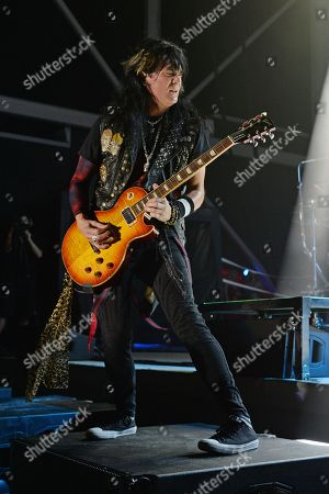 Editorial image of Rock Fest 80s concert at The Miramar Ampitheatre, Miramar, USA - 11 Nov 2018