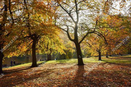 Seasonal weather, UK