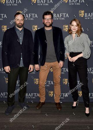 Editorial photo of 'The Favourite' BAFTA film screening, New York, USA - 13 Nov 2018