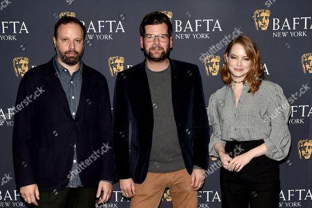 Editorial picture of 'The Favourite' BAFTA film screening, New York, USA - 13 Nov 2018