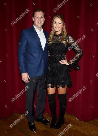 Brian Parker and Jillian Cardarelli