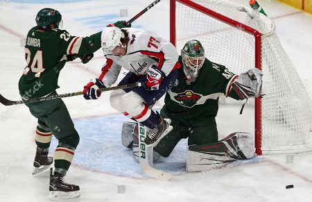 Washington Capitals v Minnesota Wild