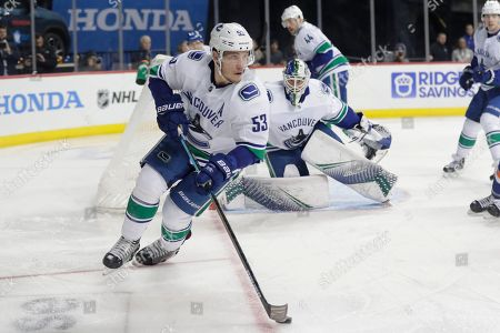 Vancouver Canucks v New York Islanders