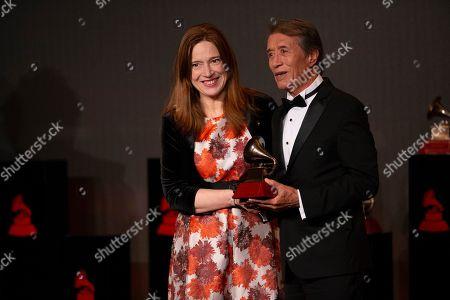 Editorial image of Latin Grammy Awards, Special Merit Awards, Show, Las Vegas, USA - 13 Nov 2018