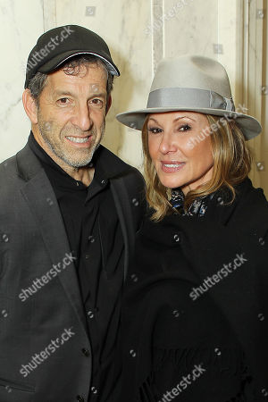 Stock Picture of Kenneth Cole, Maria Cuomo Cole