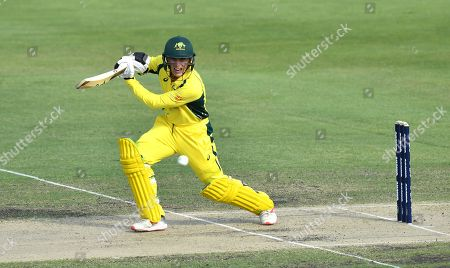 Kelvin Smith of the Cricket Australia XI in action during the T20 tour match between the Cricket Australia XI and South Africa played at Allan Border Field in Brisbane, Australia, 14 November 2018.