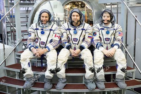 International Space Station expedition 58-59, Star City