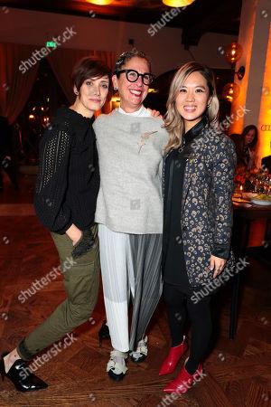 Sandra Cordero, Nancy Silverton, Esther Choi