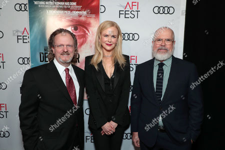 Editorial photo of An Evening with Nicole Kidman at Annapurna Pictures 'Destroyer' special film screening at AFI Fest 2018, Los Angeles, USA - 13 Nov 2018