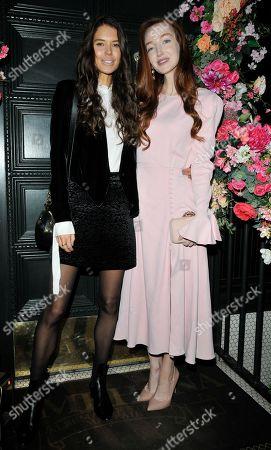 Sarah Ann Macklin and Olivia Grant