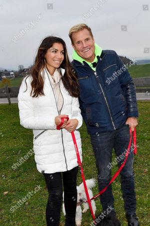 Dieter Bohlen girlfriend Fatma Carina Walz