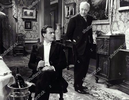 1954, Un Inspecteur vous demande, Brian Worth, Alastair Sim, Guy Hamilton, Watergate Prods, Scene Still, Priestley, J.B., Landscape,