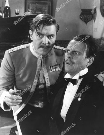 1959, Carlton Browne Of The Fo, Thorley Walters, Terry Thomas, Jeffrey Dell / Roy Boulting, British Lion, Scene Still, Comedy, Portrait,