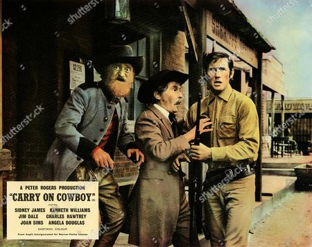 1966, Sydney Bromley, Kenneth Williams, Jim Dale, Gerald Thomas, Adder Productions, Scene Still, Landscape,