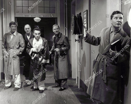 Stock Picture of 1959, Un thermomètre pour le colonel, Terence Longdon, Cyril Chamberlain, Kenneth Connor, Leslie Phillips, Kenneth Williams, Gerald Thomas, Anglo Amalgamated, Scene Still, Landscape,