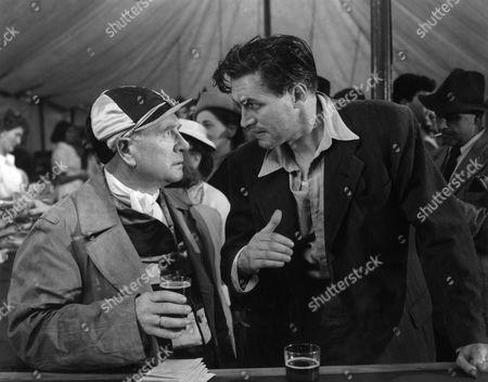 Stock Picture of 1952, Four Against Fate (U.S. Title), Leslie Weston, John McCallum, Herbert Wilcox, British Lion, Scene Still, Landscape,