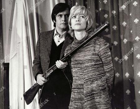 Stock Photo of 1972, Sueur froide dans la nuit, Dynasty Of Fear, Ralph Bates, Judy Geeson, Jimmy Sangster, Hammer, Scene Still, Horror, Landscape,