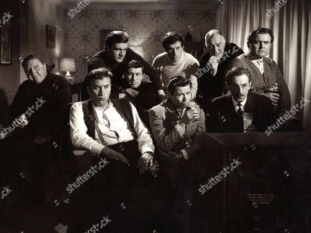 Stock Photo of 1966, The Great St. Trinian's Train Robbery, Arthur Mullard, Frankie Howerd, Reg Varney, Cyril Chamberlain, Norman Mitchell British Lion, Scene Still, Landscape,
