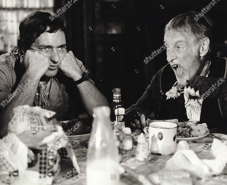 1971, Harry H Corbett, Wilfred Brambell, Associated London Films, Scene Still, Landscape,