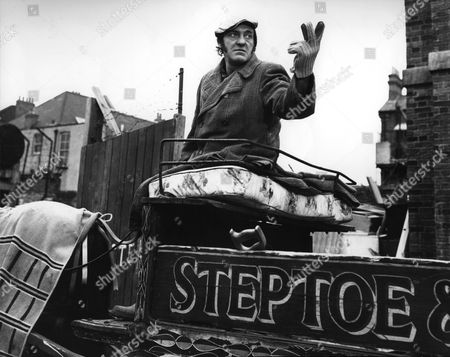 1973, Harry H Corbett, Associated London, Scene Still, Landscape,