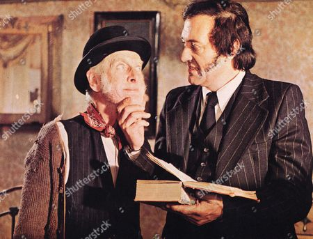 1973, Wilfred Brambell, Harry H Corbett, Associated London, Scene Still, Landscape,