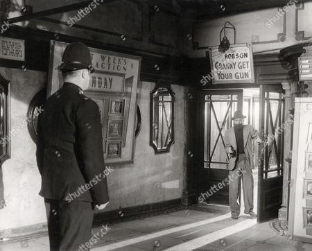 1950, Police sans armes, Jack Warner, Dirk Bogarde, Ealing, Scene Still, Landscape,