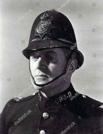 1950, Police sans armes, Jack Warner, Ealing, Film, B&W, Portrait,