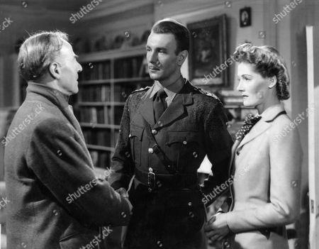 1946, Coeur captif, Jack Warner, (Sir) Michael Redgrave, Rachel Kempson, Ealing, Scene Still, Landscape,
