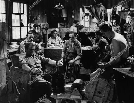 1946, Coeur captif, Jack Warner, Ealing, Scene Still, Landscape,
