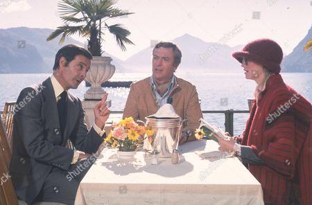 1977, Banco à Las Vegas, Louis Jourdan, Sir Michael Caine, Cybill Shepherd, Raleigh Film Prods, Scene Still, Landscape,