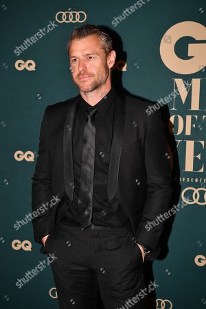 Editorial photo of GQ Australia Men of the Year awards in Sydney - 14 Nov 2018