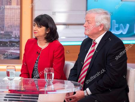 Seema Malhotra and Bob Stewart