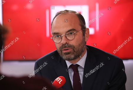 Prime Minister Edouard Philippe interviewed on RTL Matin, Paris