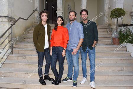Editorial image of 'Edmond' press conference, 27th Sarlat Film Festival, France - 13 Nov 2018