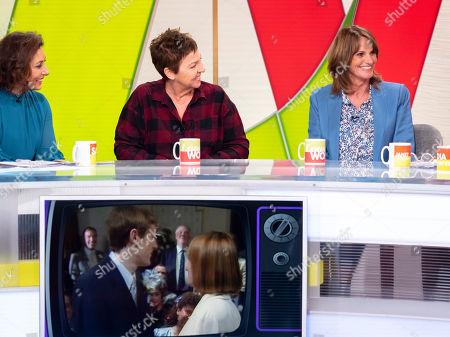 Editorial image of 'Loose Women' TV show, London, UK - 14 Nov 2018