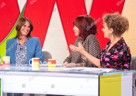 Editorial picture of 'Loose Women' TV show, London, UK - 14 Nov 2018