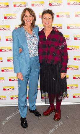 Tessa Peake-Jones and Gwyneth Strong