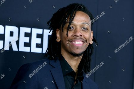 Editorial picture of 'Creed II' film premiere, Arrivals, New York, USA - 14 Nov 2018