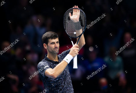 Nitto ATP Tennis Finals, Day 4