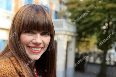 Editorial picture of Kate Morton interview, Madrid, Spain - 14 Nov 2018