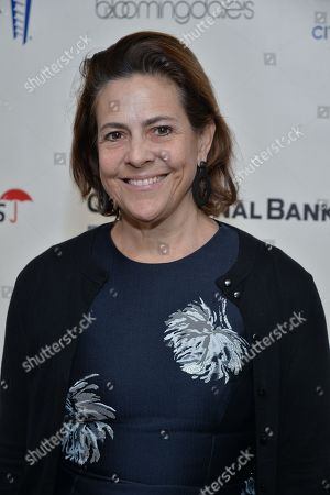 Editorial image of Citymeals on Wheels annual Power Lunch for Women, New York, USA - 14 Nov 2018