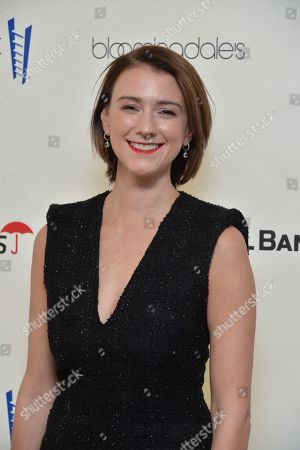 Editorial photo of Citymeals on Wheels annual Power Lunch for Women, New York, USA - 14 Nov 2018