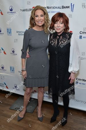 Kathie Lee Gifford and dermatologist Patricia Wexler