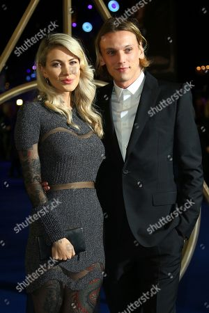 Jamie Campbell Bower, Ruby Quilter