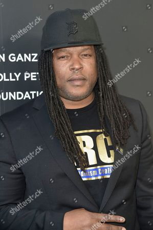 Shaka Senghor attends Variety & Rolling Stone's Criminal Justice Reform Summit at The Jeremy Hotel, in West Hollywood, Calif