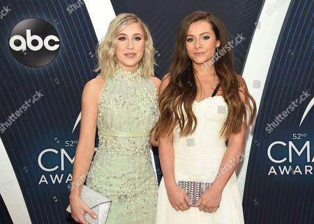 Editorial photo of 52nd Annual CMA Awards - Arrivals, Nashville, USA - 14 Nov 2018