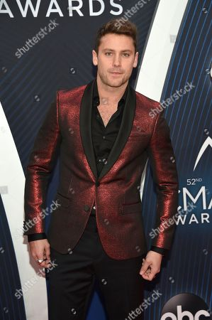 Editorial image of 52nd Annual CMA Awards - Arrivals, Nashville, USA - 14 Nov 2018