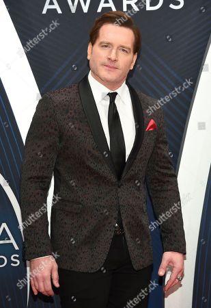 Editorial image of 52nd Annual CMA Awards - Arrivals, Nashville, USA - 14 Nov 2018
