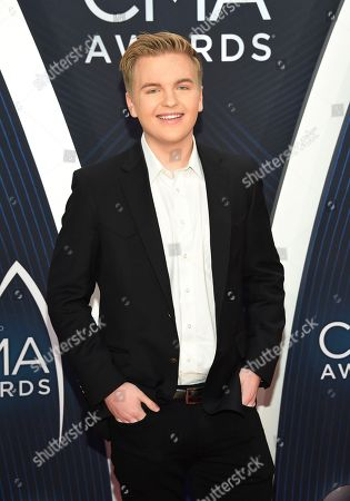 Editorial picture of 52nd Annual CMA Awards - Arrivals, Nashville, USA - 14 Nov 2018